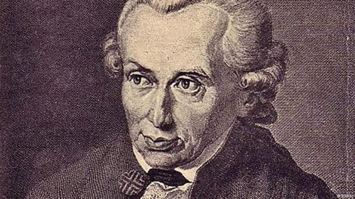 """الفيلسوف الألماني """"إيمانويل كانْت"""""""