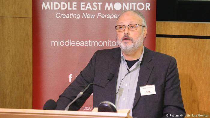 الصحفي السعودي جمال خاشقجي.  Foto: Reuters/Middle East Monitor