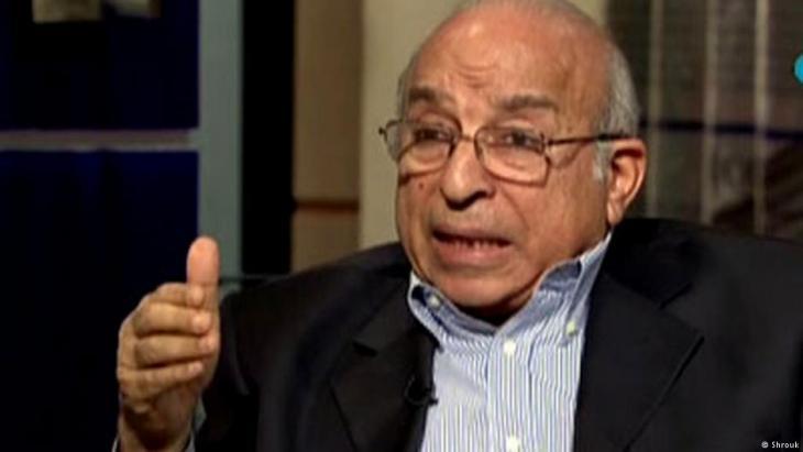 المفكر الإسلامي والكاتب الصحفي المصري فهمي هويدي.