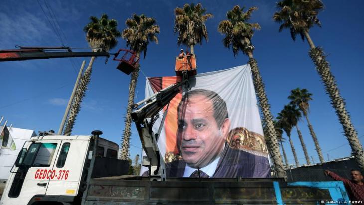 من المطروح في مصر 2019 تعديل الدستور ليتيح للرئيس عبد الفتاح السيسي البقاء في الحكم بعد انتهاء ولايته الثانية عام 2022.