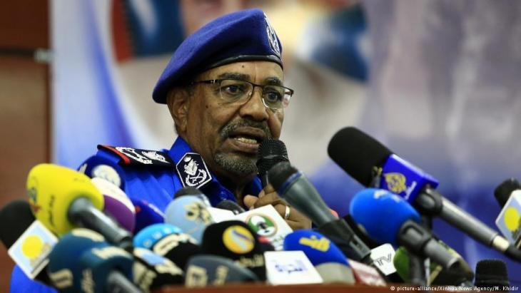 الرئيس السوداني عمر البشير. Foto: picture-alliance