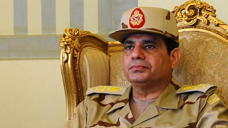 الرئيس المصري عبد الفتاح السيسي. Foto: Reuters