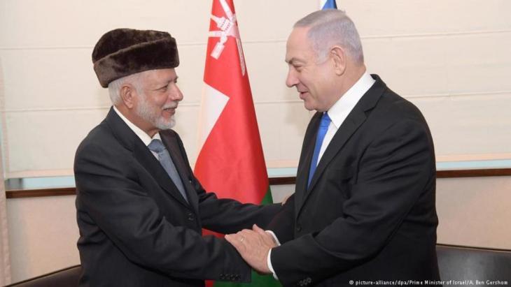 """لم يتردد بنيامين نتانياهو في وصف مؤتمر وارسو حول الشرق الأوسط بـ""""المنعطف التاريخي"""" بين الدول العربية وإسرائيل"""