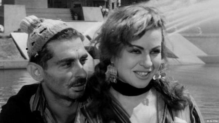 صورة من فيلم باب الحديد - محطة قطار القاهرة المركزية للمخرج السينمائي المصري يوسف شاهين، من عام 1958. Quelle: AL-Film Festival in Berlin