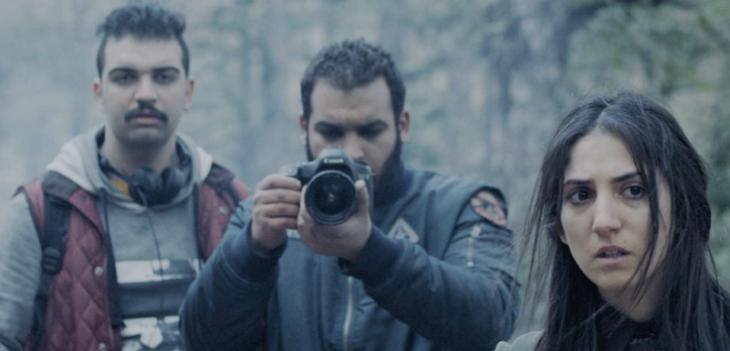 """صورة من فيلم الرعب التونسي """"دشرة"""". Quelle: YouTube"""