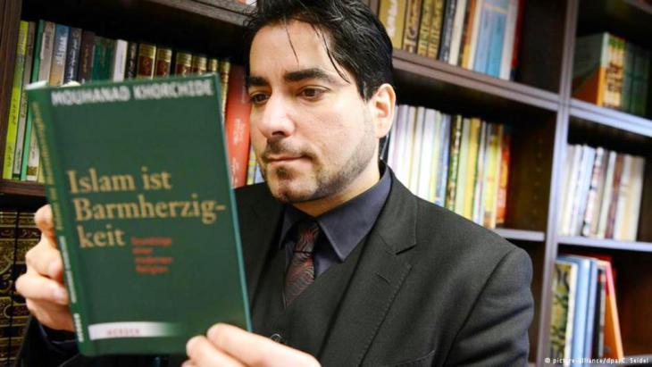 الباحث في العلوم الإسلامية في جامعة مونستر الألمانية مهند خورشيد.