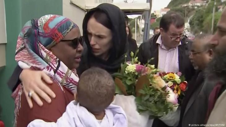 نيوزيلندا ترتدي الحجاب تضامنا مع ضحايا مجزرة كرايستشيرش