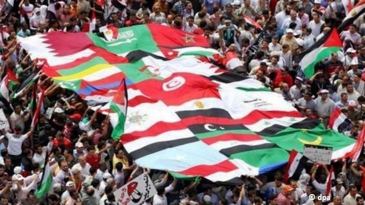صورة من احتجاجات الربيع العربي