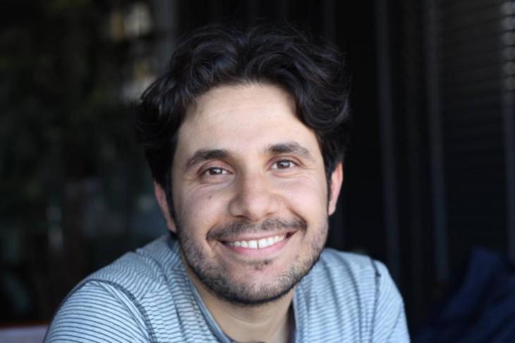 محمد تركي الربيعو كاتب وباحث سوري. الصورة خاص