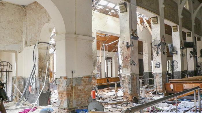 هجمات إرهابية دامية في عيد الفصح المسيحي في سريلانكا: نحو 300 قتيل و500 جريح