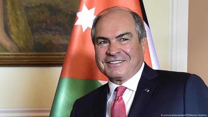 رئيس الوزراء الأردني السابق هاني الملقي.  Foto: picture-alliance/dpa