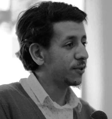 الناشط السياسي الجزائري نسيم بلة  (source: medium.org)