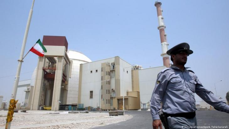 مفاعل نووي في إيران. قلق أوروبي واستنكار فرنسي لقرار إيران زيادة نسبة تخصيب اليورانيوم