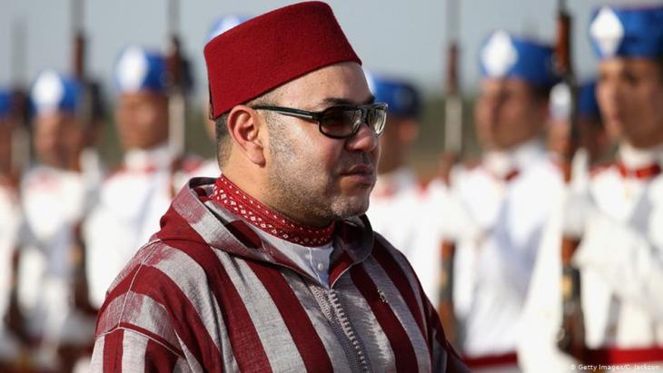 العاهل المغربي الملك محمد السادس. (photo: Getty Images/C. Jackson)