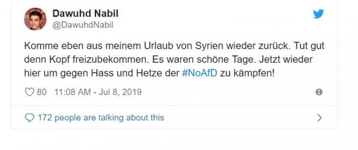 ألمانيا - هكذا يتم سحب إقامات اللاجئين الذين يزورون بلدانهم