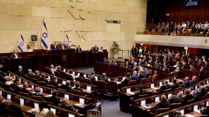 انتخابات الكنيست كانتخابات مصيرة بالنسبة لنتنياهو: تنتخب إسرائيل في الـ 17 من أيلول/سبتمبر 2019 برلمانها الجديد. Foto: Getty Images/AFP