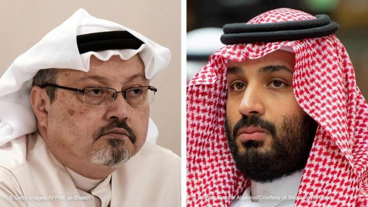 بن سلمان يقر بمسؤوليته غير المباشرة عن مقتل جمال خاشقجي.