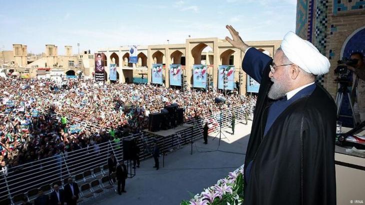 الرئيس الإيراني حسن روحاني Foto: IRNA