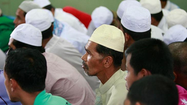 ثمة مسلمون في جنوب تايلاندا ذي الغالبية المسلمة يشعرون بالتهميش في هذه الدولة ذات الغالبية البوذية.