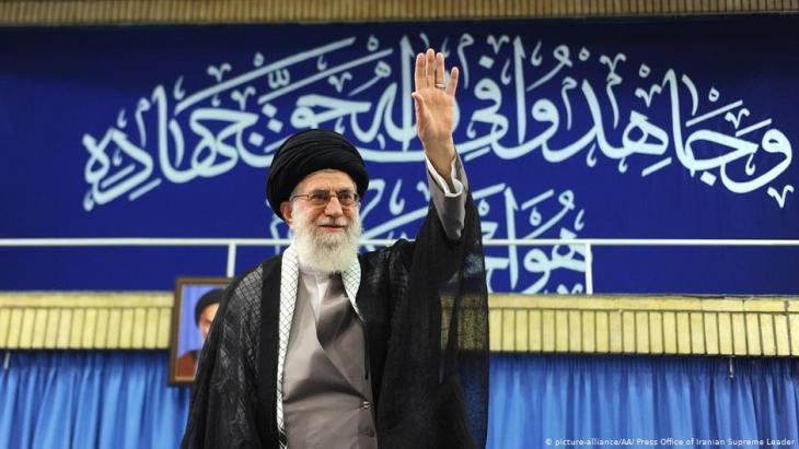 آية الله علي خامنئي - إيران.  Foto: picture-alliance/AA