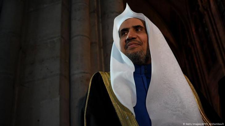 الأمين العام لرابطة العالم الإسلامي، محمد العيسى