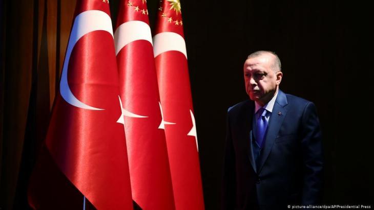 يرى خبراء أن أردوغان يحظى بشعبية كبيرة في العالم العربي.
