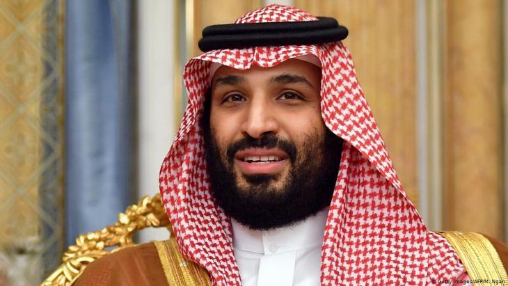 ولي العهد السعودي محمد بن سلمان. Foto: Getty Images/AFP