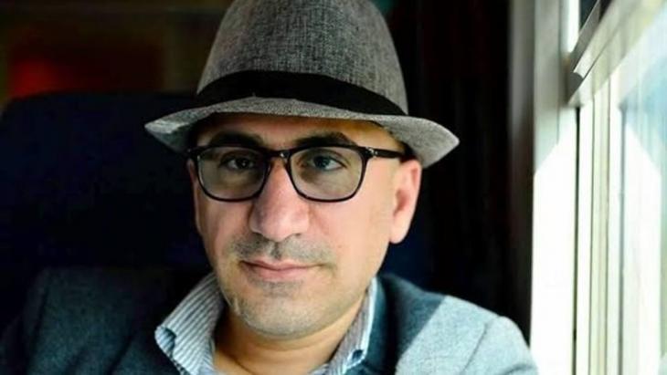 الشاعر الكردي السوري هوشنك أوسي