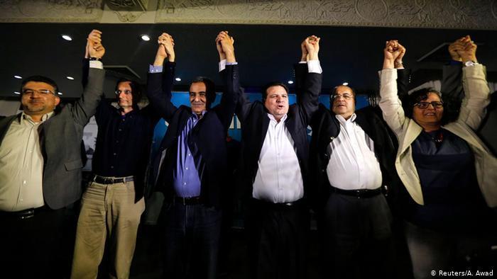القائمة العربية المشتركة... ثالث أقوى حزب في إسرائيل