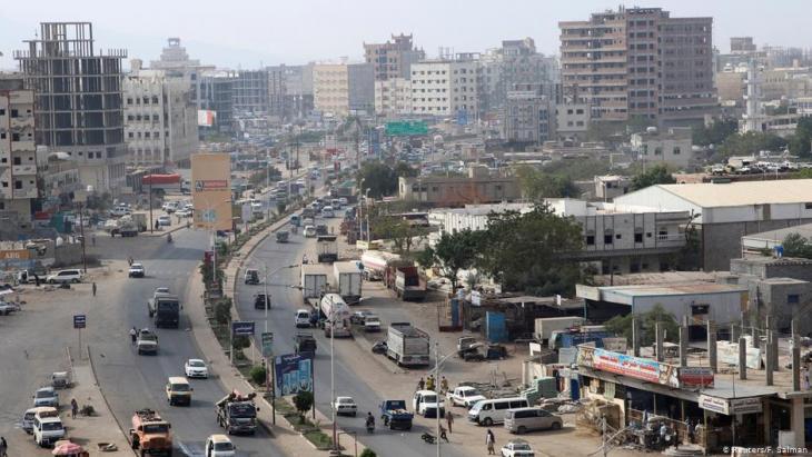 عدن - اليمن - مناشدة لتقديم دعم دولي مالي عاجل إلى اليمن.