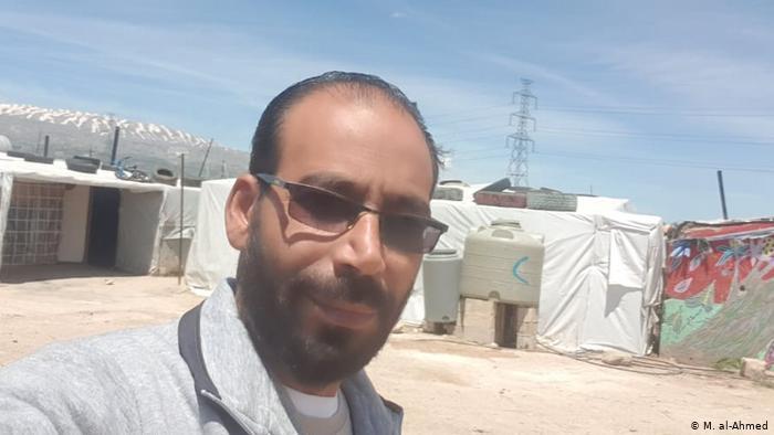 مدين الأحمد. Foto: Medyen al-Ahmed