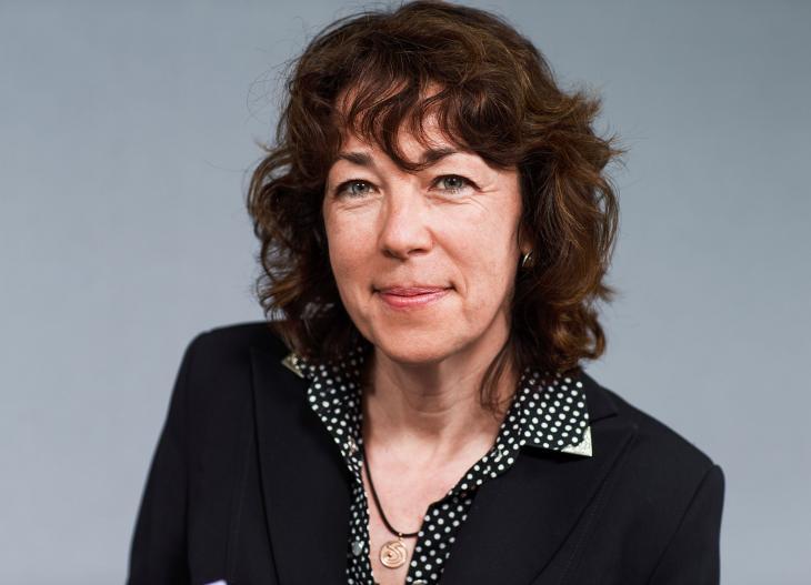 سوزانه برونر، مراسلة الإذاعة السويسرية لشؤون الشرق الأوسط. Quelle: SRF