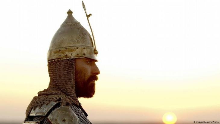 """مسلسل """"سليمان العظيم"""" هو واحدٌ من العديد من المسلسلاتِ التلفزيونيةِ التركيةِ التي تجذب اهتماماً كبيراً من المشاهدين حول العالمِ.  Foto: imago/Seskim Photo"""