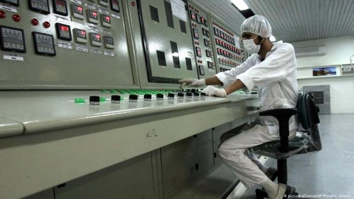 برنامج إيران النووي. Foto: picture-alliance/AP Photo/V. Salemi