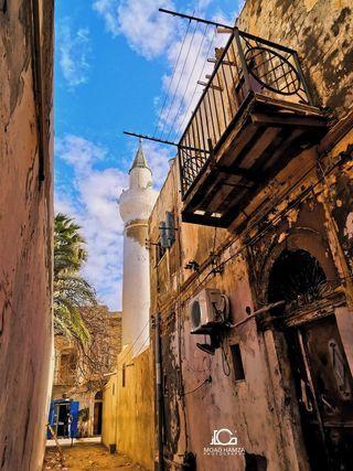 """منظر من مدينة طرابلس القديمة - ليبيا. Quelle: Facebook/""""Corners of Tripoli"""""""