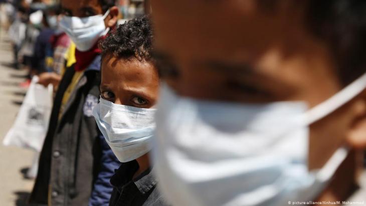 ست سنوات من الصراع في اليمن أدت إلى خسائر فادحة في نظام الصحة.