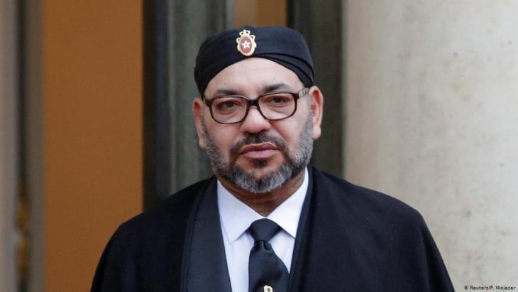 ملك المغرب محمد السادس. Foto: Reuters