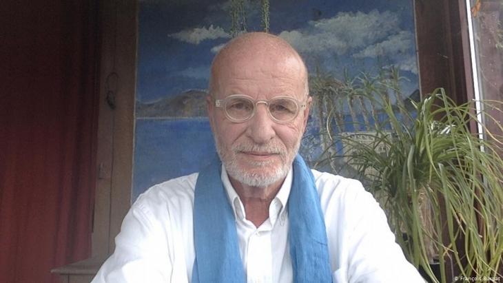 الأكاديمي والباحث الفرنسي فرانسوا بورغا. الصورة دويتشه فيله