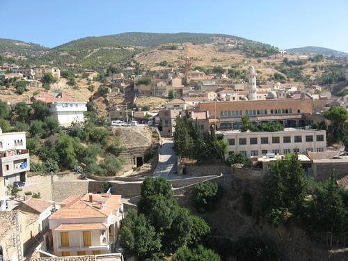 بلدة زمورة - الجزائر.