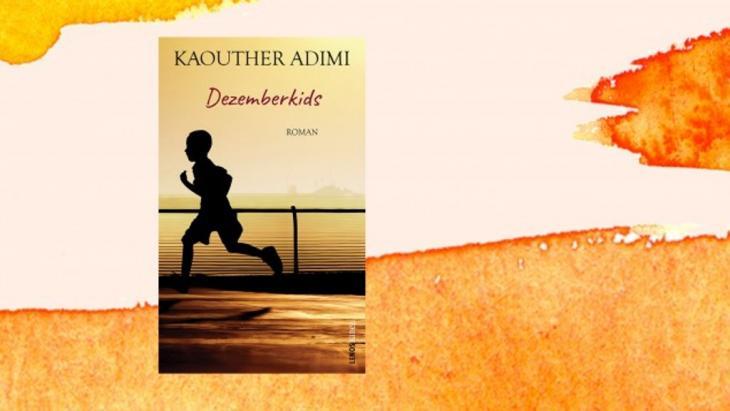 """غلاف الترجمة الألمانية لرواية """"صغار ديسمبر"""" للكاتبة الجزائرية الفرنسية كوثر عظيمي. Foto: (Lenos Verlag / Deutschlandradio)"""