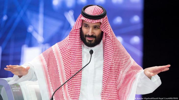 ولي العهد السعودي محمد بن سلمان. Foto: Banadar Alghaloud/Saudi Royal Court/REUTERS
