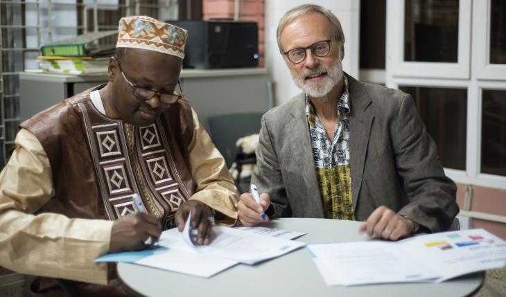 مدير معهد غوته السابق في السودان مانفريد إيڤل