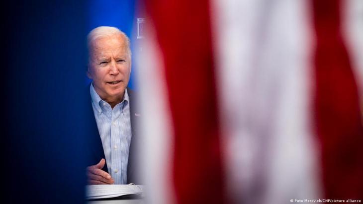 الرئيس الأمريكي حو بايدن..تدور أسئلة كثيرة عن شكل العلاقة المستقبلية بين واشنطن وطالبان.. وهل ستكون هناك علاقة أصلاً؟
