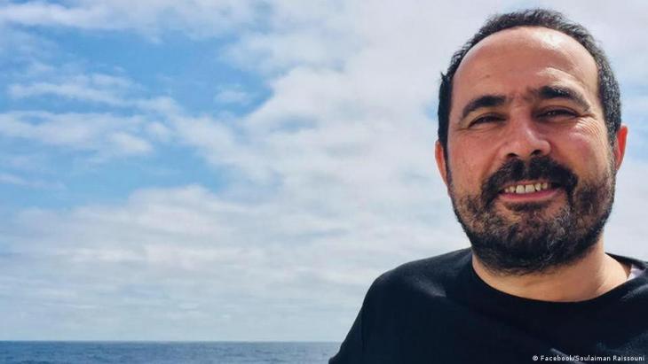 """السجن 5 أعوام للصحفي المغربي سليمان الريسوني بتهمة """"الاعتداء الجنسي"""": Foto: Facebook/Souleiman Raissouni"""