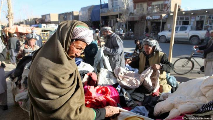 رجال من أقلية الهزارة الشيعية - في أفغانستان.  (photo: imago images)
