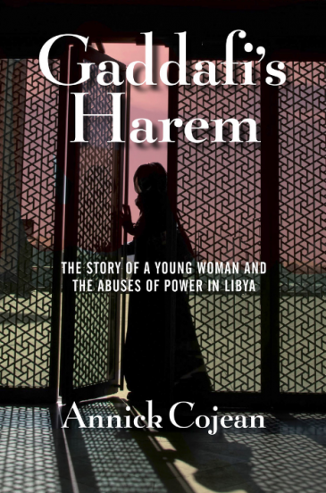 Cover of Gadaffi's Harem (photo: Grove Press)