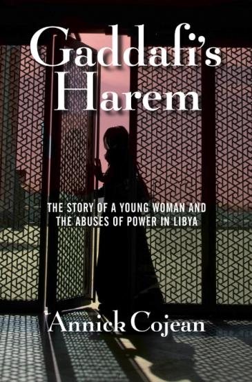 Cover of Gadaffi's Harem (photo: Grove Press)