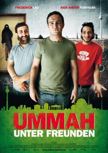 "Film poster of ""Ummah"" (© Senator Films)"
