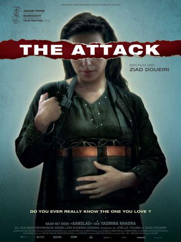 Film poster of The Attack