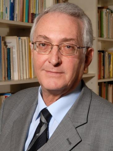 Der libanesische Historiker und Ökonom Georges Corm; Foto: Georges Corm